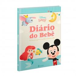 Diário Do Bebê Disney Baby