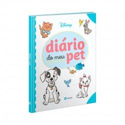 Diário Do Meu Pet Disney