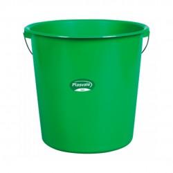 Balde 10 Litros Verde Com Alça