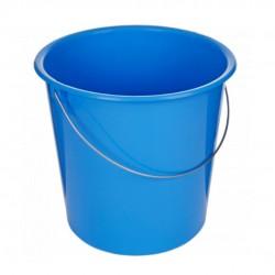 Balde 10 Litros Azul Com Alça