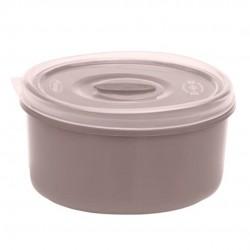 Pote Redondo De Plástico 3 Litros