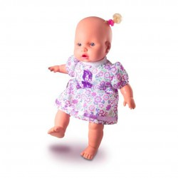 Boneca Judy Sons Do Bebê