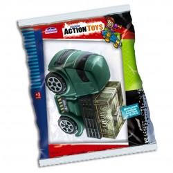 Caminhão De Brinquedo Militar Loneiro