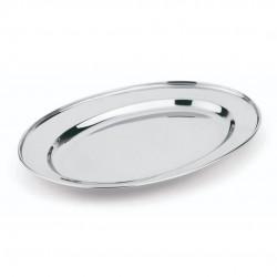 Travessa Oval Inox 35cm