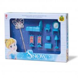 Judy Home Quarto De Princesa Snow