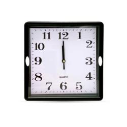 Relógio De Parede Quadrado Quartz