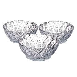 Conjunto Tigelas Diamond 3 Peças
