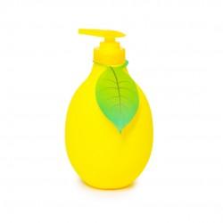 Porta Sabonete Líquido Limão