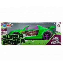 Carro Super Power