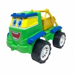 Caminhão Actos Caçamba Cabe Tudo