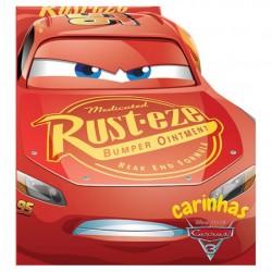 Livro Disney Carinhas Carros 3