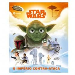 Livro Star Wars O Império Contra Ataca