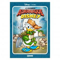 Livro O Grande Almanaque Disney