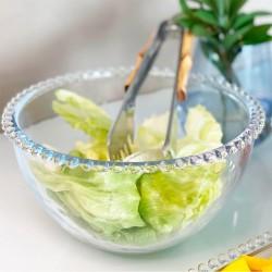 Saladeira Cristal Pearl