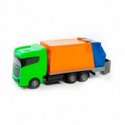Caminhão Super Frota Coletor De Lixo
