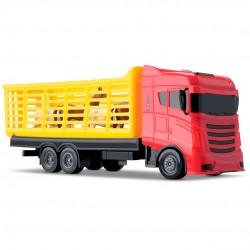 Caminhão Cowboy Truck Boiadeiro
