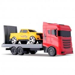 Caminhão Reboque Fury Truck Articulado