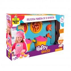Happy House Jogo De Panelas